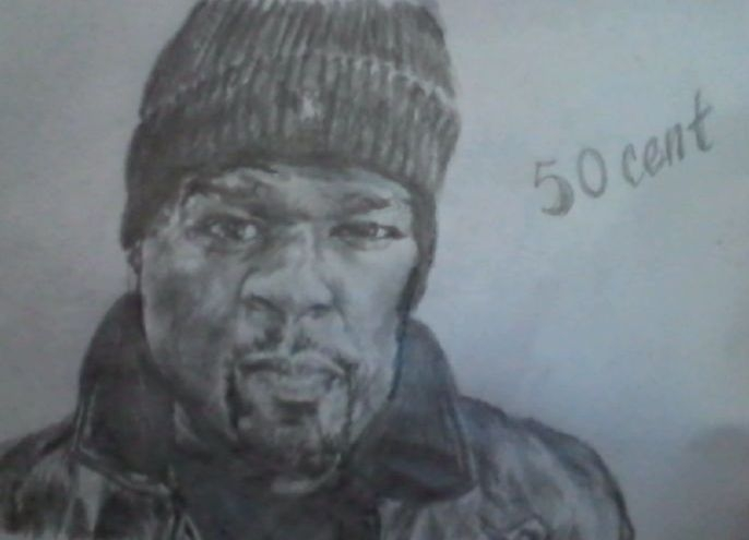 50 Cent by Laly